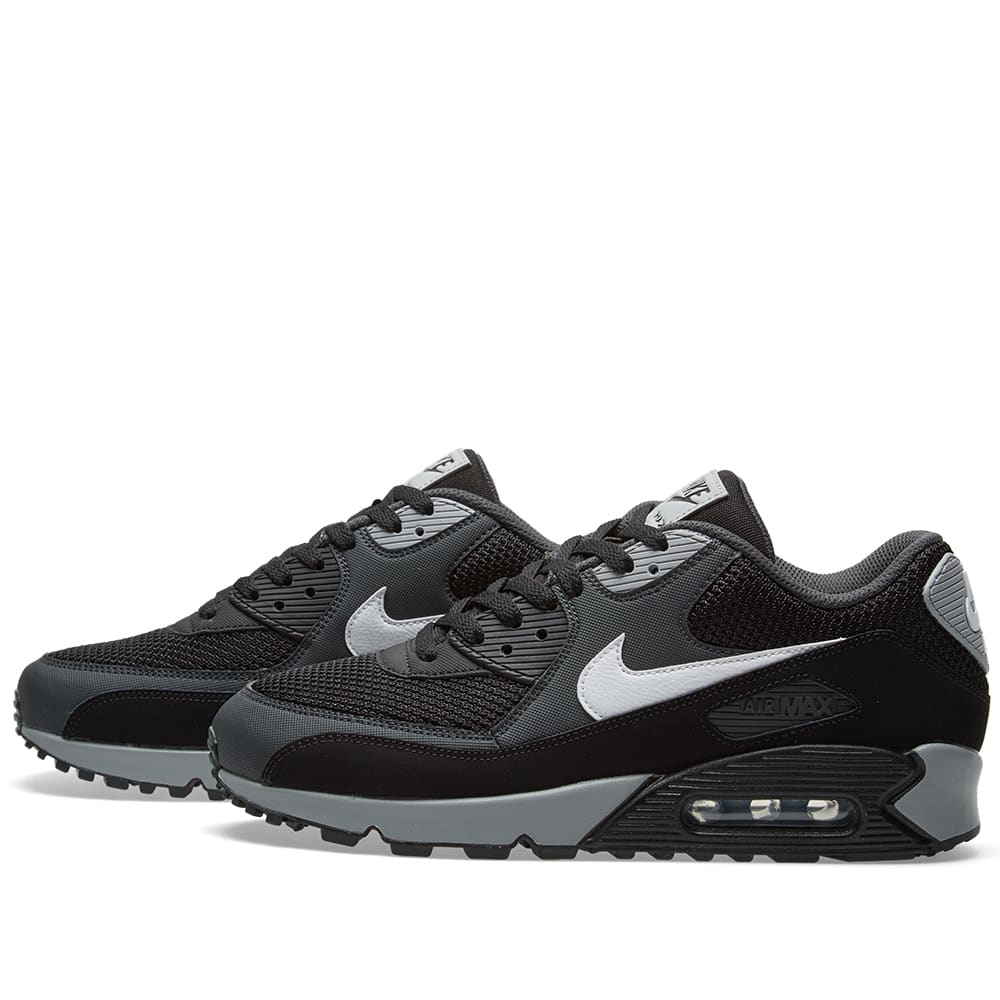 promo code 7d51f 18c97 Nike Air Max 90 Essential Black, Anthracite   White   END.