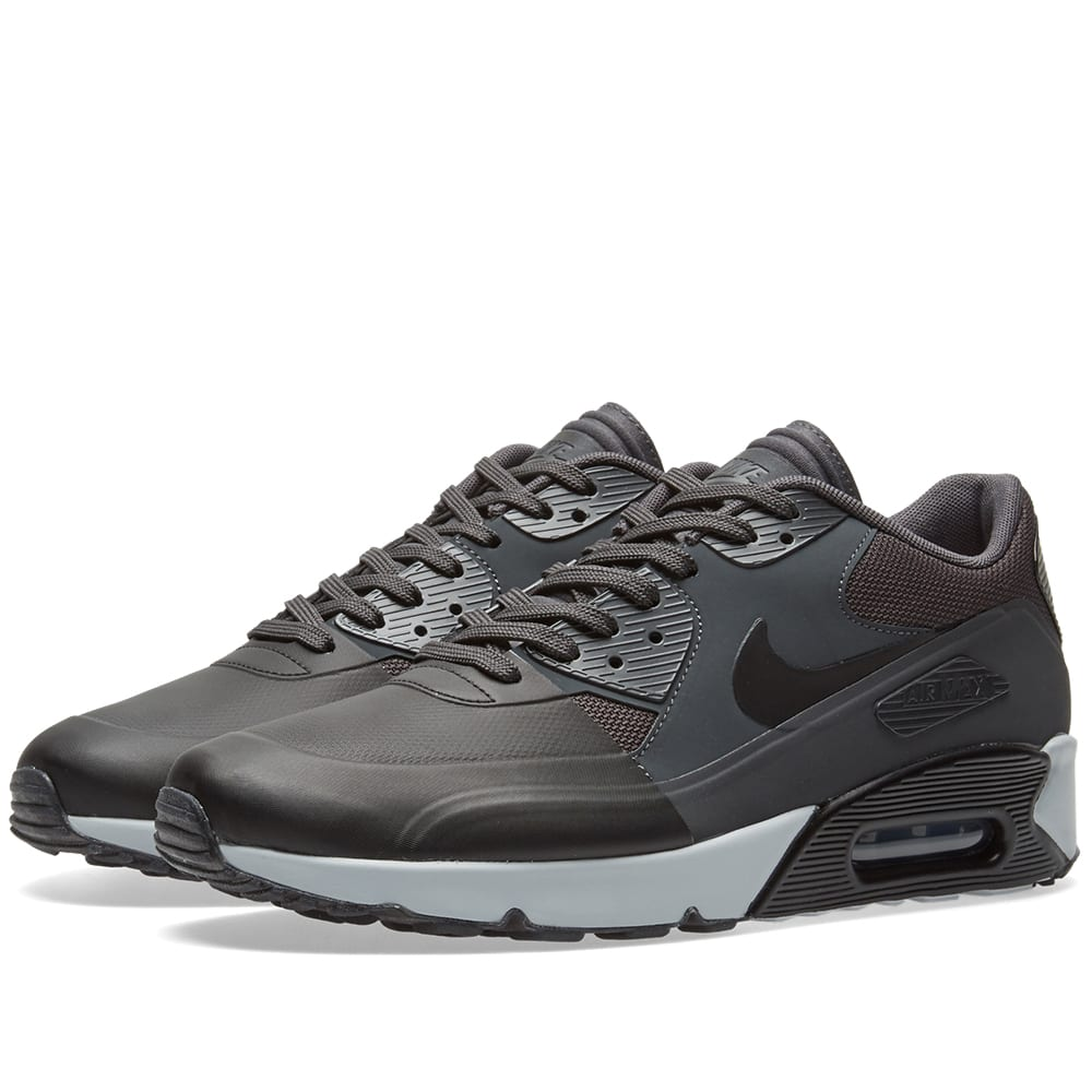 quality design 4d235 1610a Nike Air Max 90 Ultra 2.0 SE Black, Anthracite   Platinum   END.