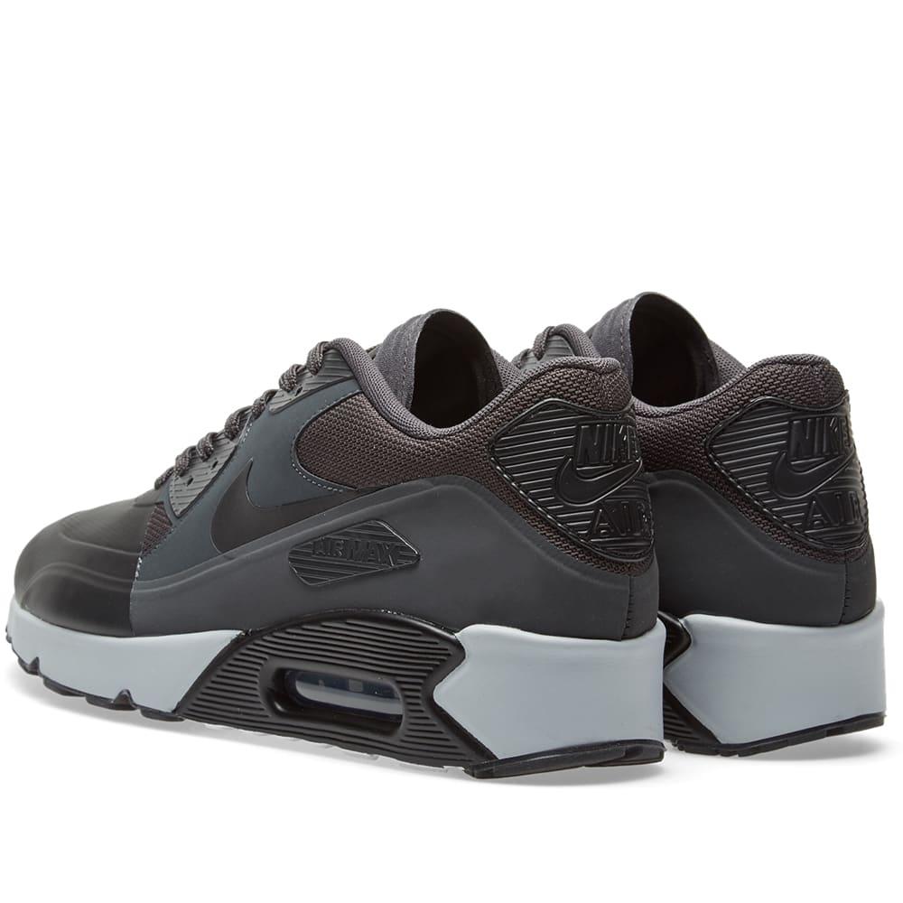 quality design 536bf ceb79 Nike Air Max 90 Ultra 2.0 SE Black, Anthracite   Platinum   END.