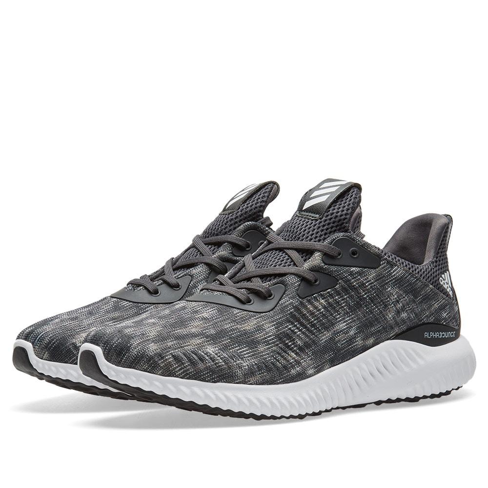 adidas originali adidas alphabounce sd, grey modesens