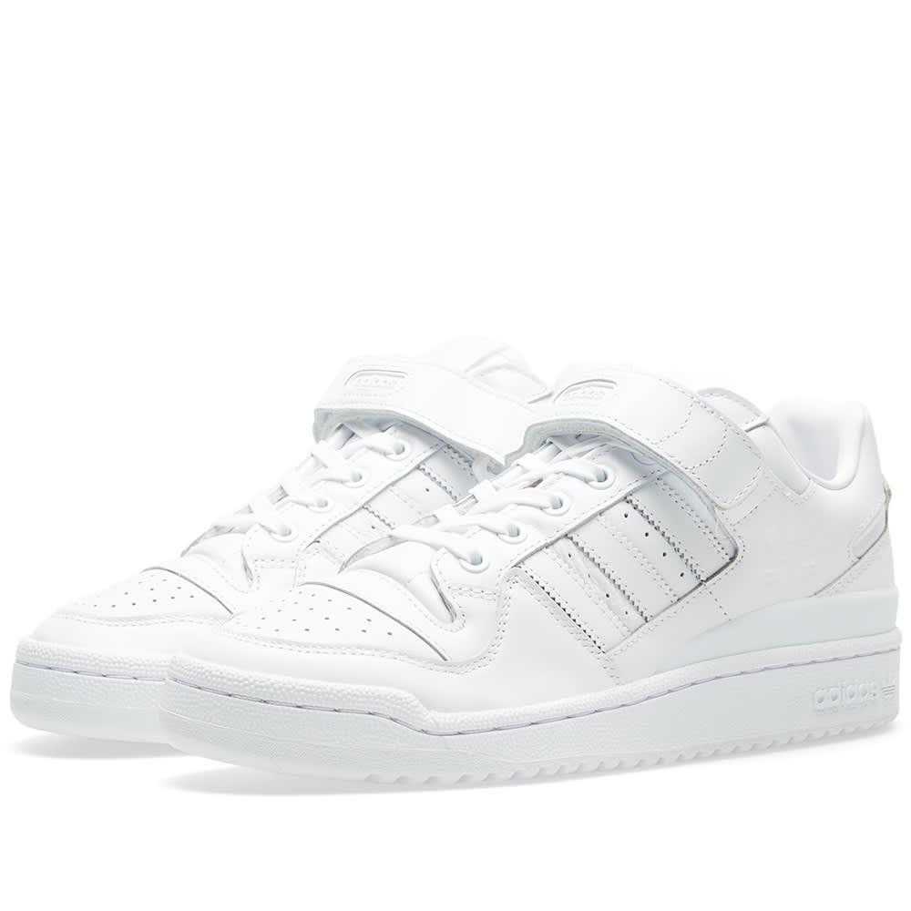 Adidas Forum Lo Refined White \u0026 Core