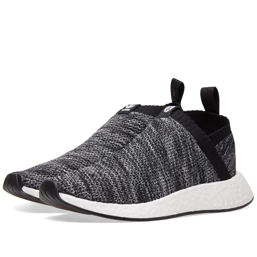 f804fa850d791 Adidas x United Arrows   Sons NMD CS2 PK Core Black