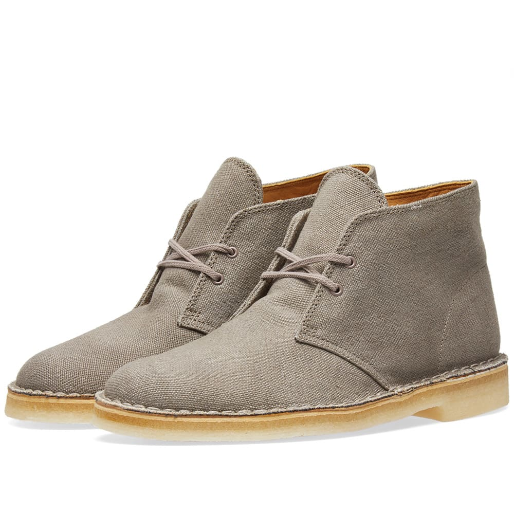clarks originals desert boot grey modesens. Black Bedroom Furniture Sets. Home Design Ideas