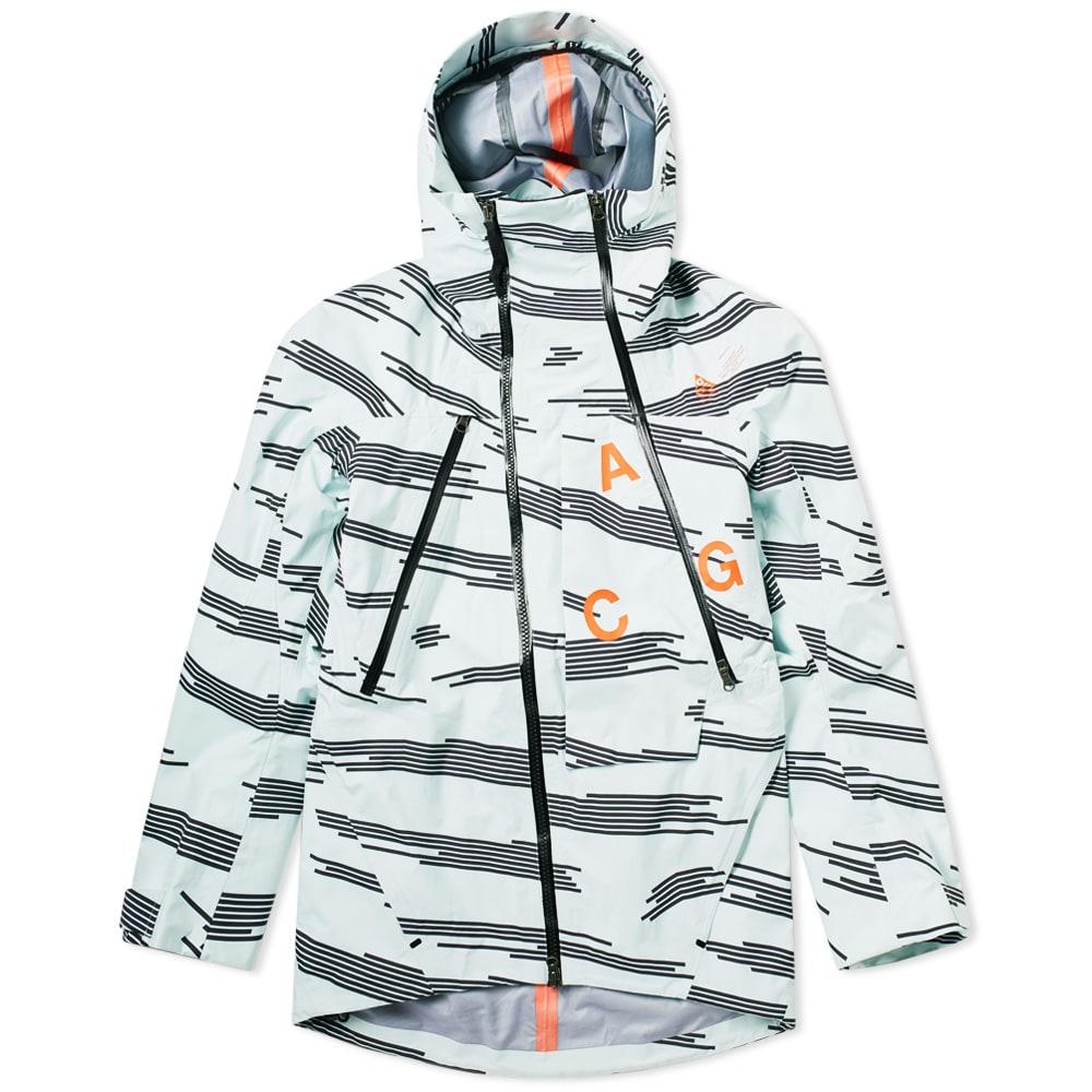 cfd28f06de140 NikeLab ACG Alpine Jacket Barely Green
