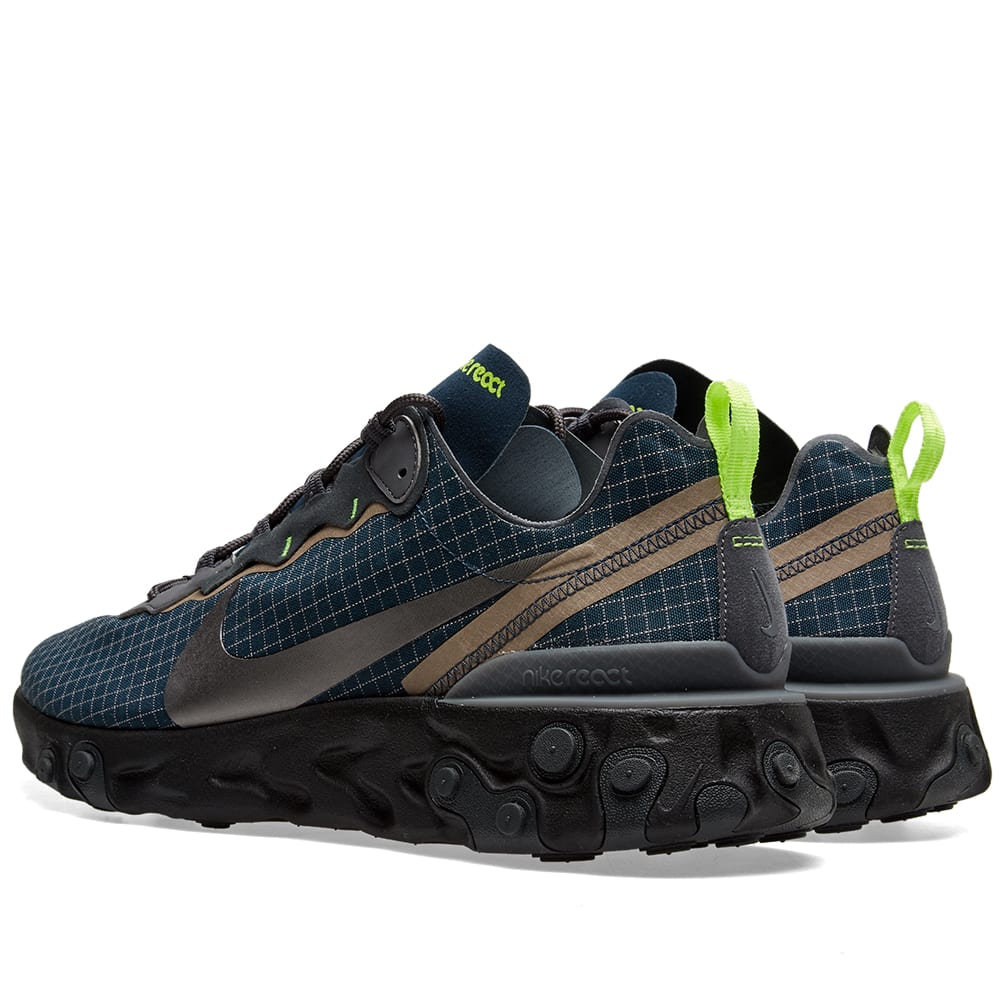 50% off authentic latest design Nike React Element 55 'Ripstop'