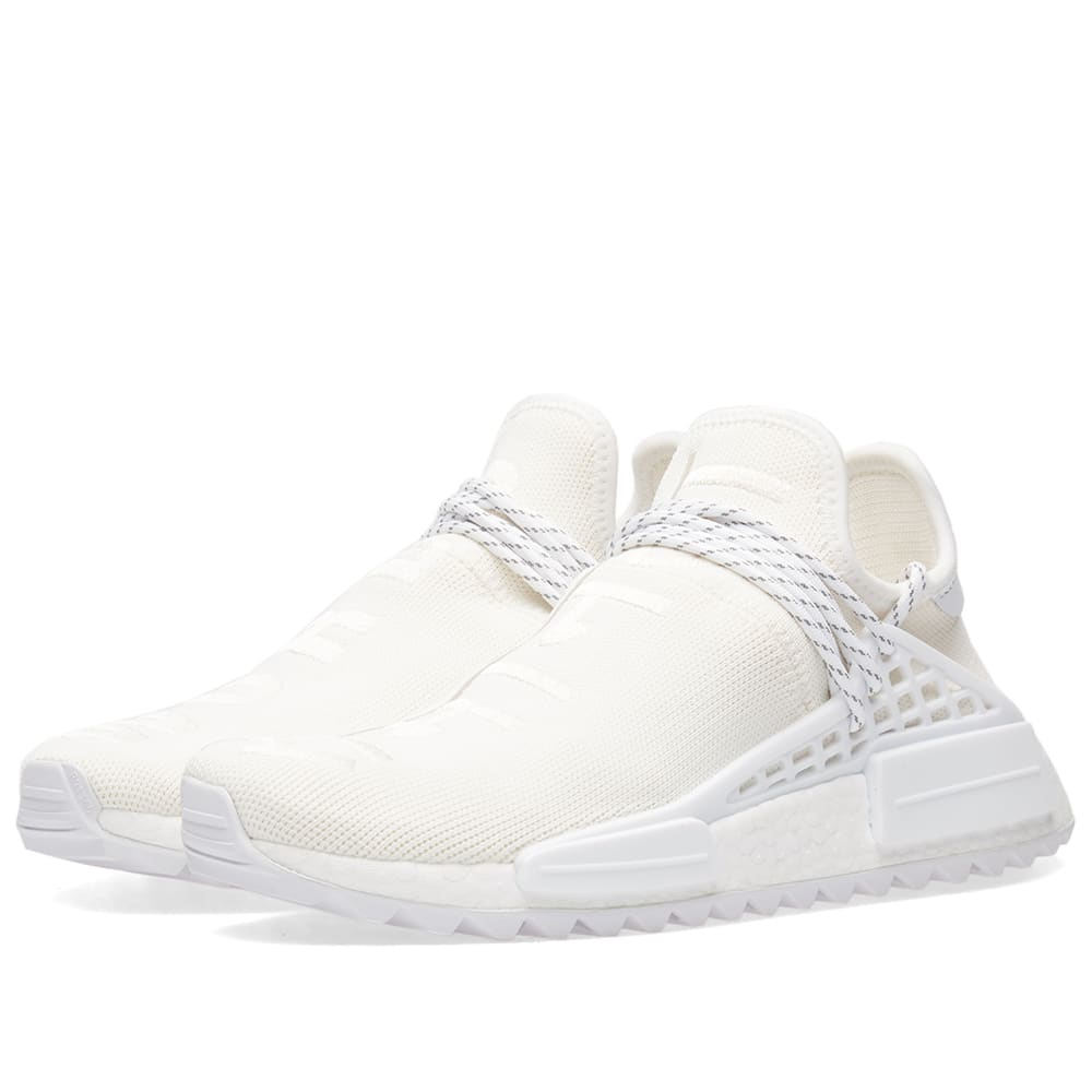sports shoes b0455 28c71 Adidas x Pharrell Williams HU NMD 'Blank Canvas'