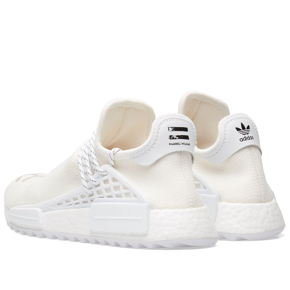 sports shoes 6aed6 0ba9a Adidas x Pharrell Williams HU NMD 'Blank Canvas'