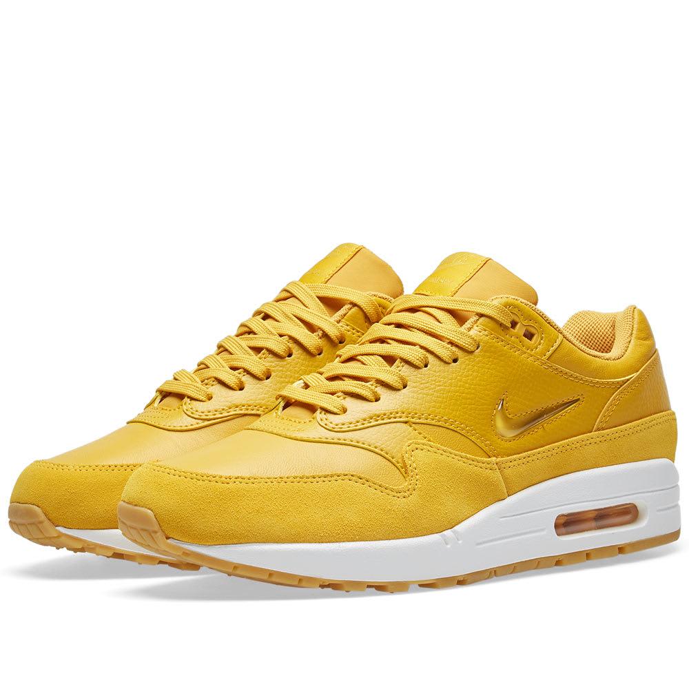 nike air max yellow