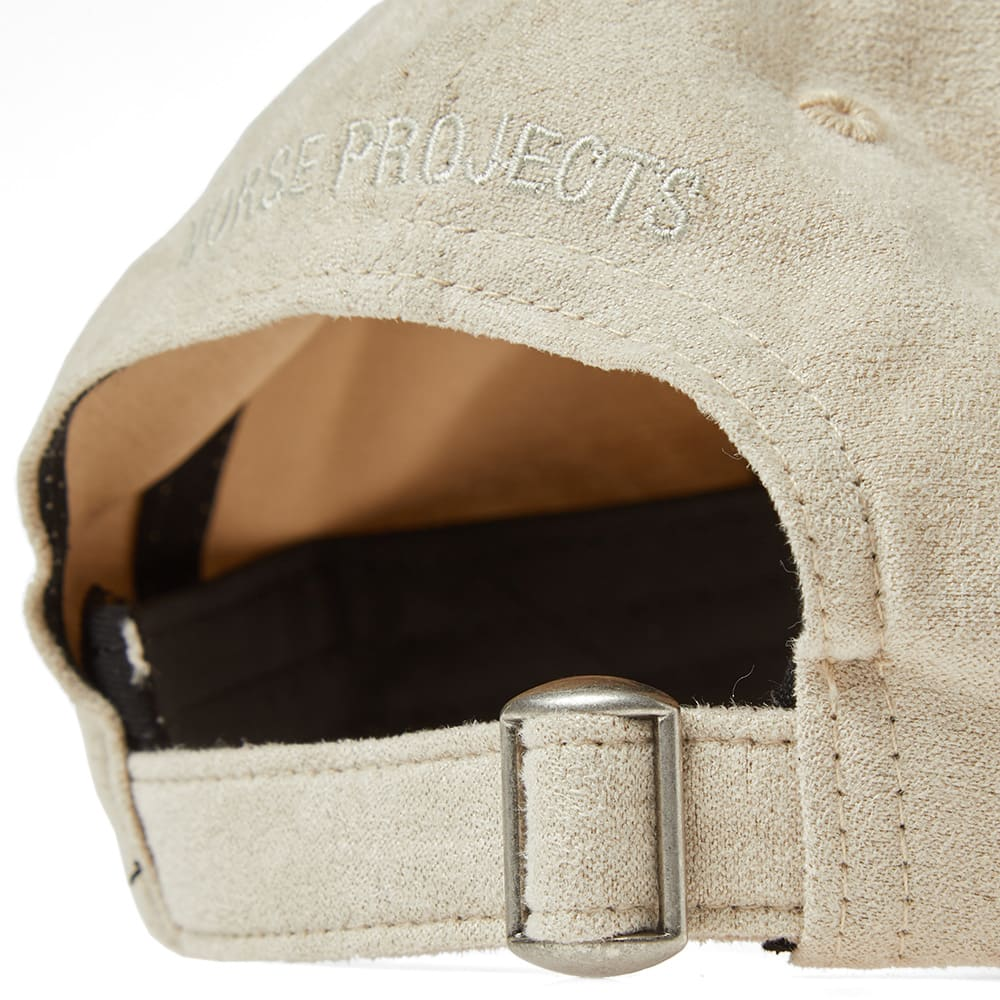 7b187dd2e85 Norse Projects Fake Suede Sports Cap Sand