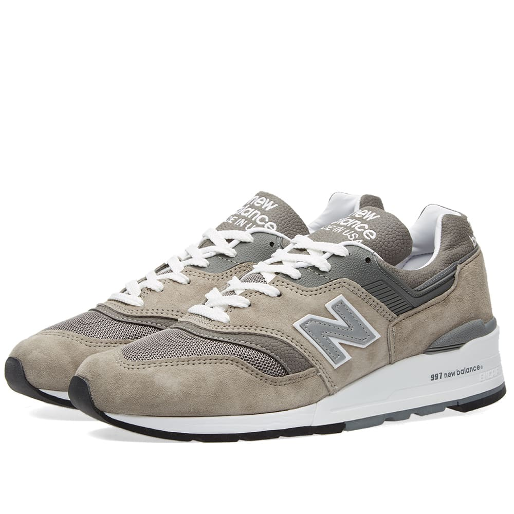 the latest d079c 6a6ea New Balance M997GY2 - Made in the USA
