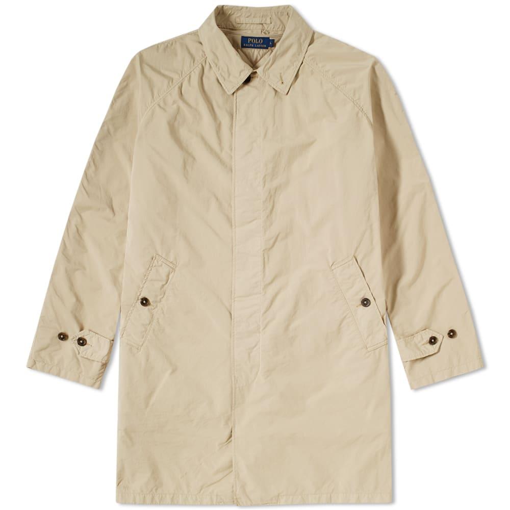 Dyed Coat Polo Lauren Trench Ralph Garment PkOZuXi