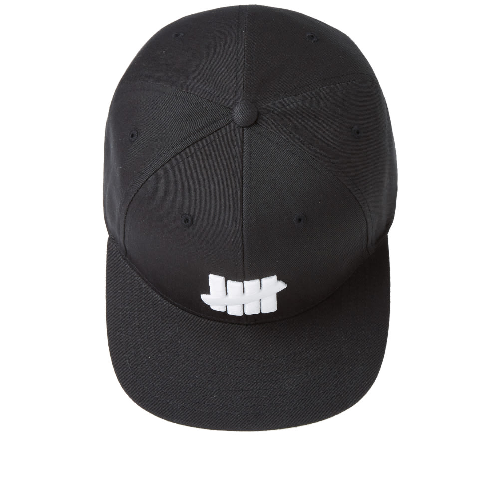 bed8e7acd Undefeated 5 Strike Snapback Cap
