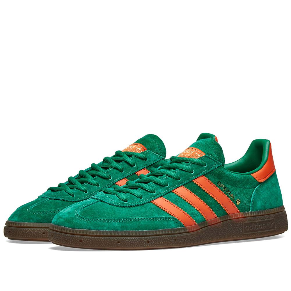 adidas handball green