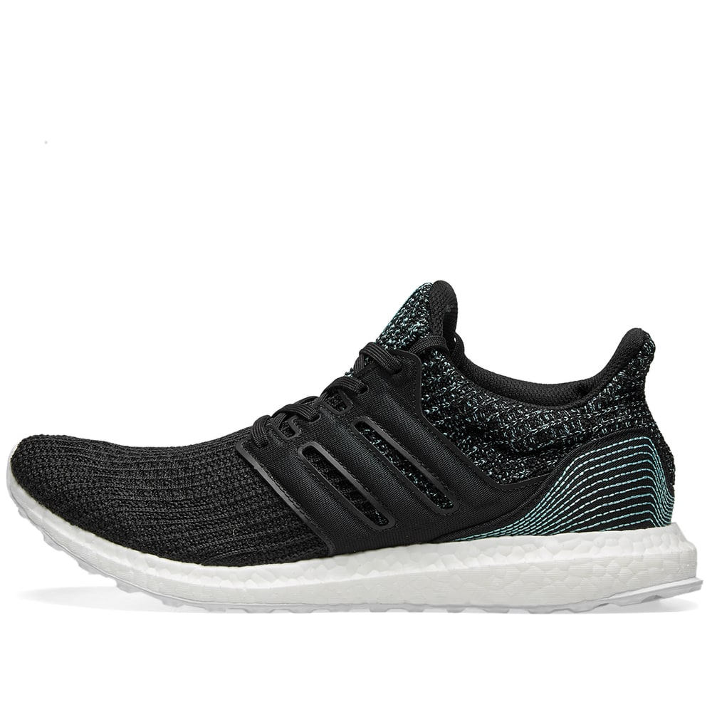 19e970e0920c5 Adidas Ultra Boost Parley Core Black
