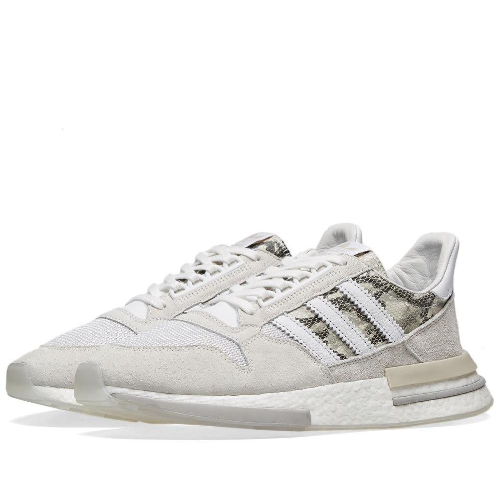 79b3c4d50347a Adidas ZX 500 RM Triple White