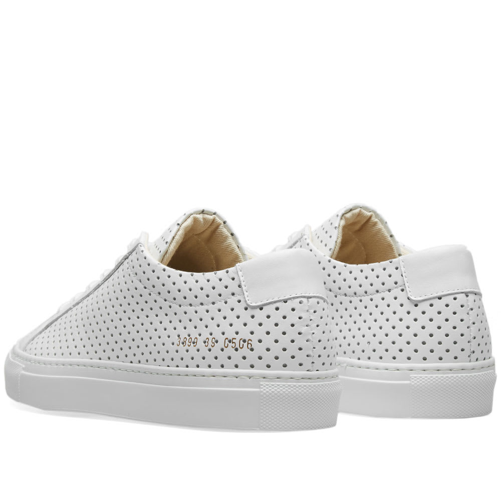 1a660e52d980 Woman by Common Projects Original Achilles Low Perforated White