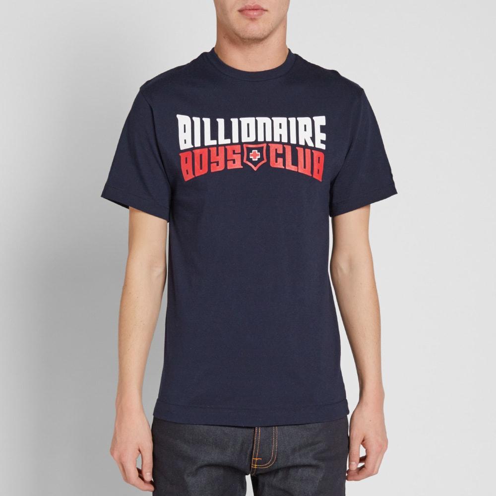 Billionaire Boys Club Health Tee (Navy)