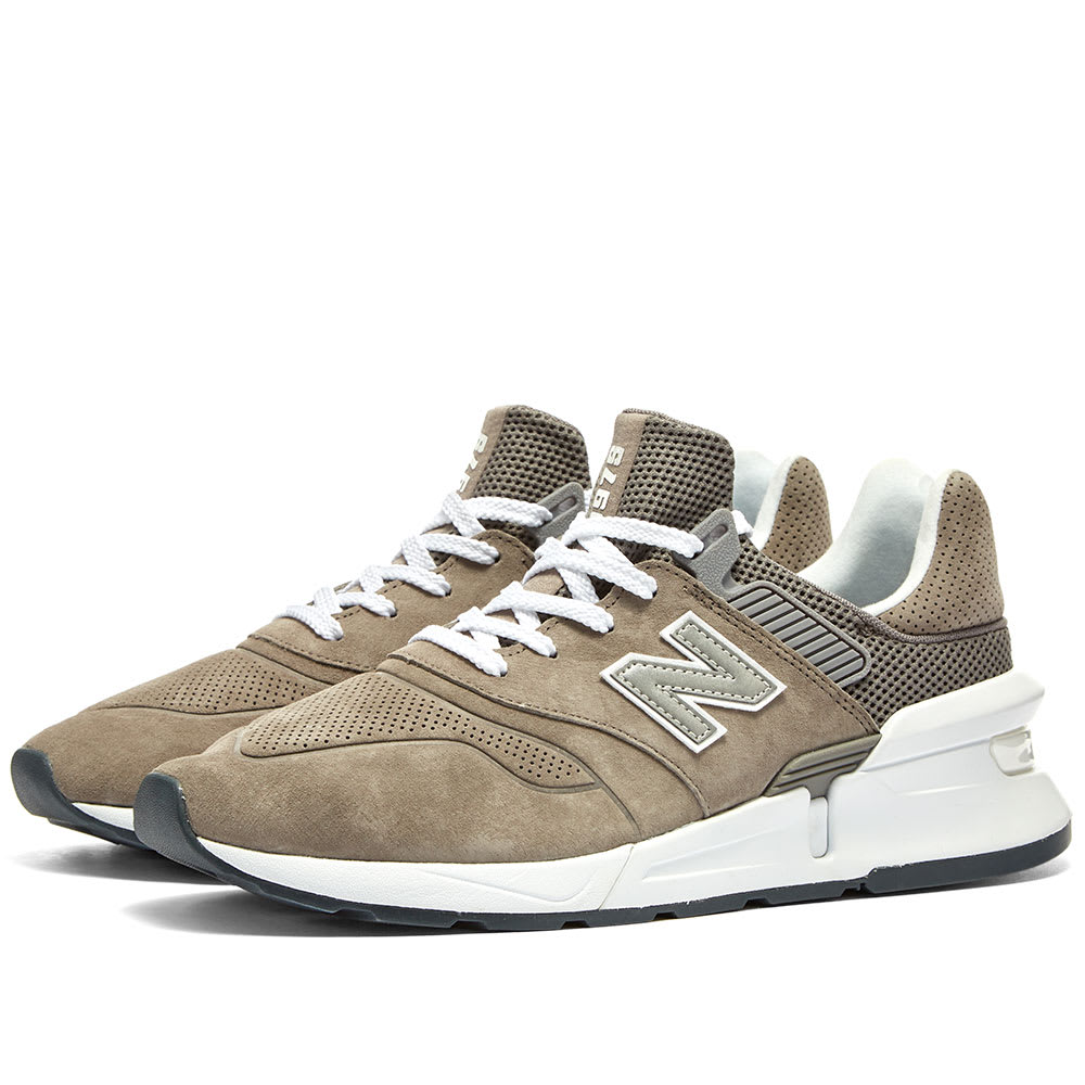 20ca8940b1a Comme des Garcons Homme x New Balance MS997 Grey