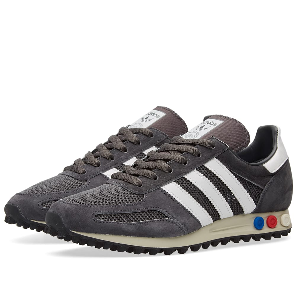 Adidas La Trainer Black Olive Shoes Sale Australia Online
