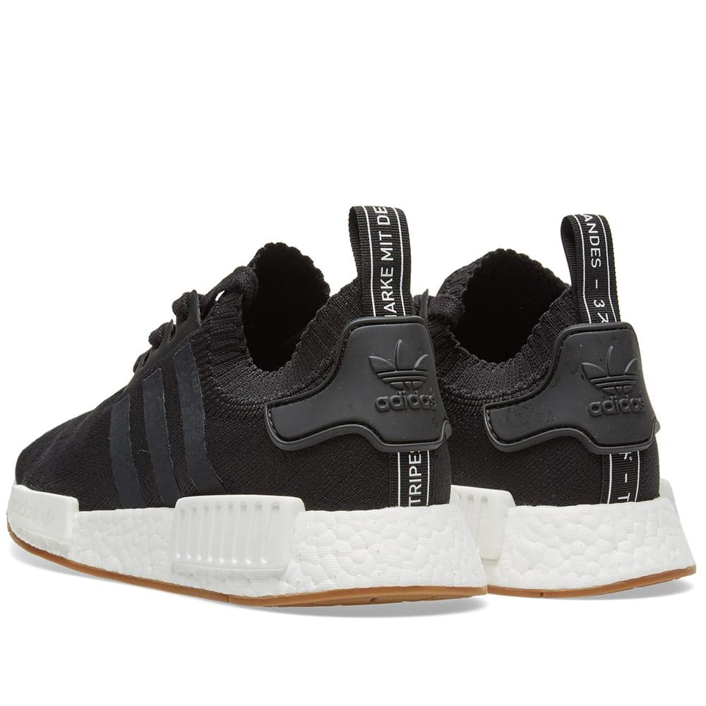 47a61f041 Adidas NMD R1 PK Black   Gum
