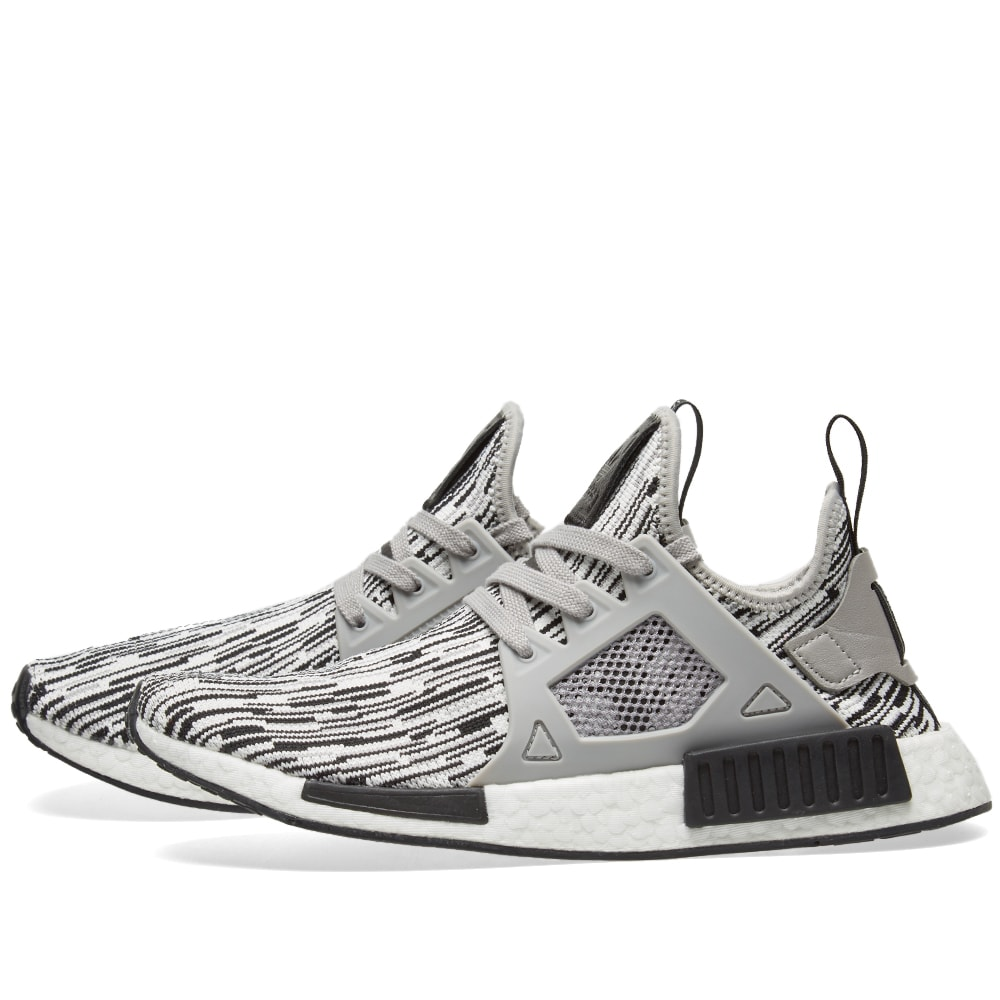 newest 2e34d 76275 Adidas NMD XR1 PK Black, Solid Grey   White   END.