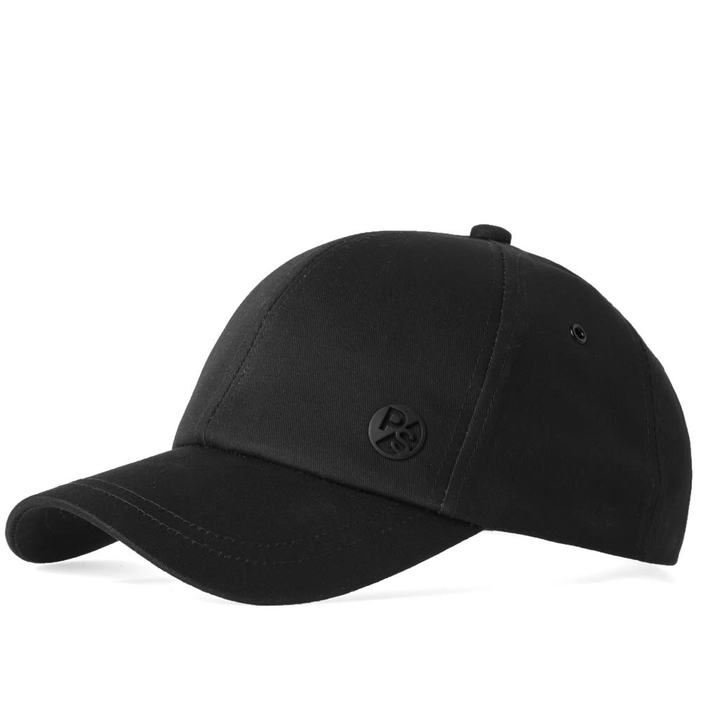 3c2dd3a1 Paul Smith Pill Logo Baseball Cap Black | END.