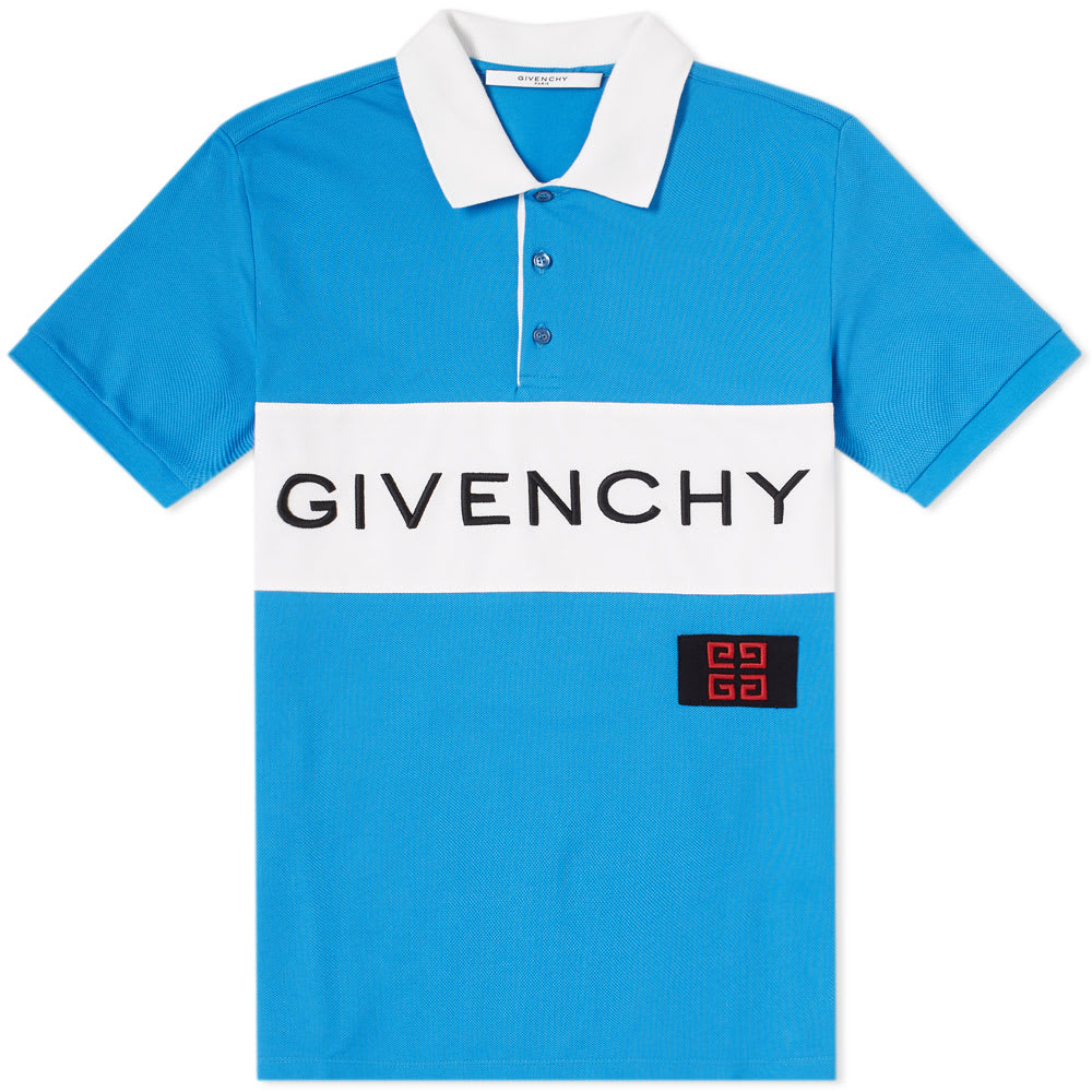release date: ba76f 3f548 Givenchy Logo Polo