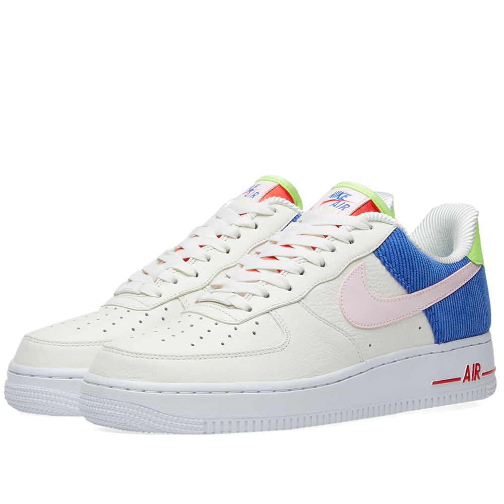 nike air force 1 low femme corduroy pack