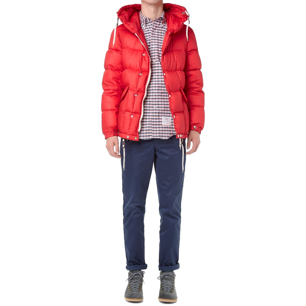 Moncler Montclair Jacket (Red)