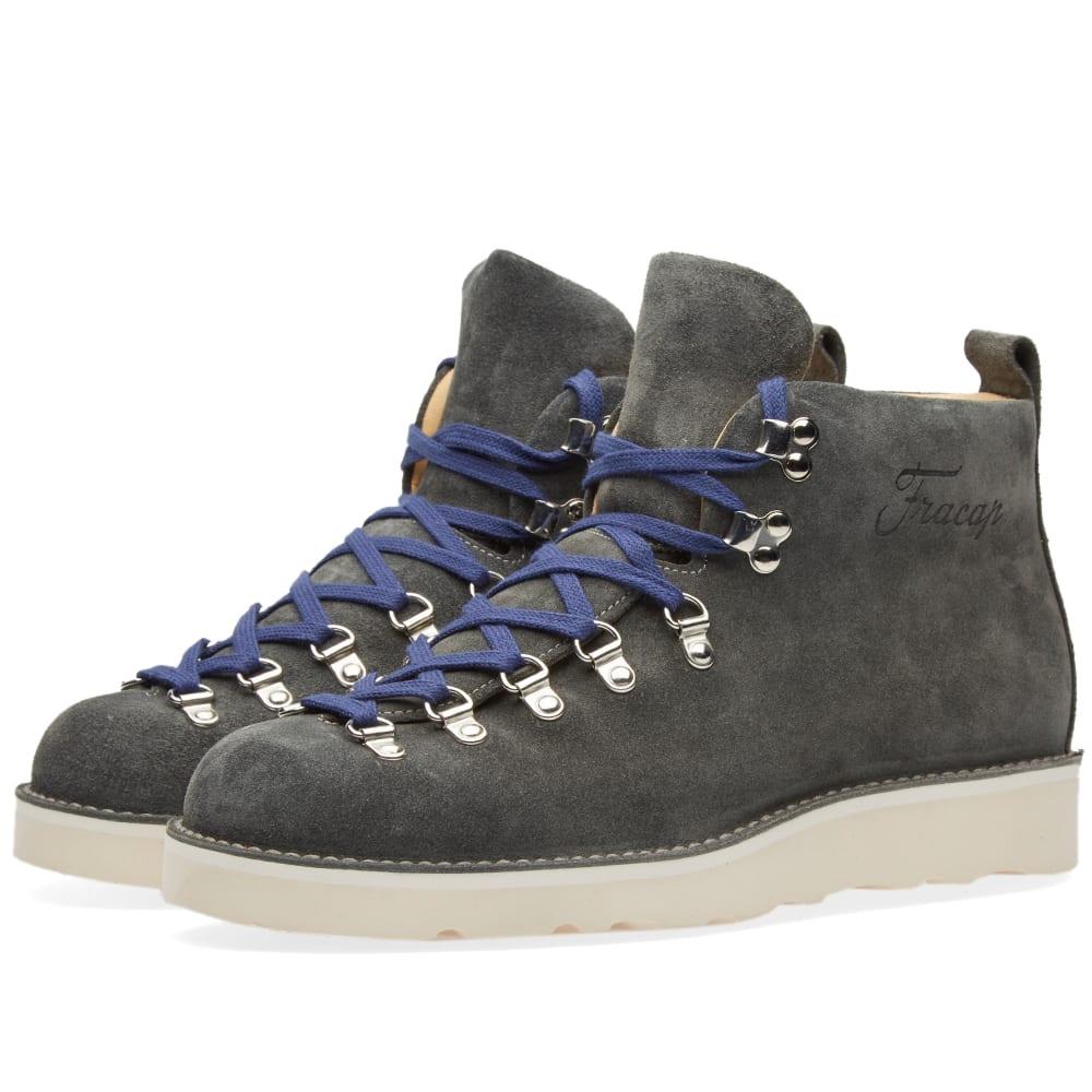 FRACAP Fracap M120 Cristy Vibram Sole Scarponcino Boot in Grey