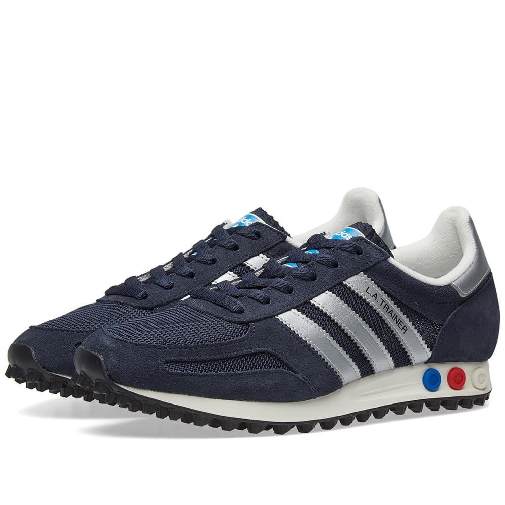 100% Genuine Shoes adidas La Trainer Og BY9323 Women's
