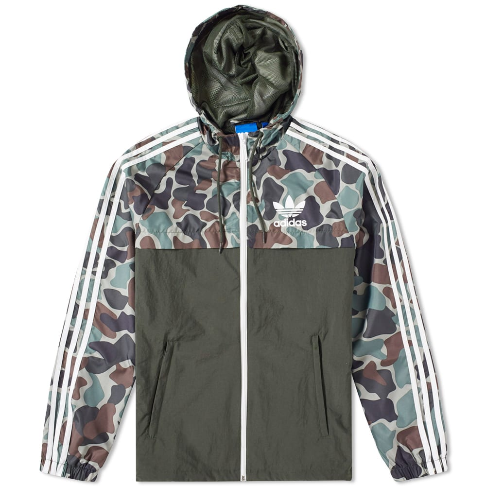 adidas reverse camo windbreaker camo. Black Bedroom Furniture Sets. Home Design Ideas