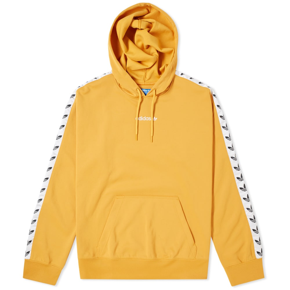 Adidas TNT Tape Hoody Tactile Yellow | END.