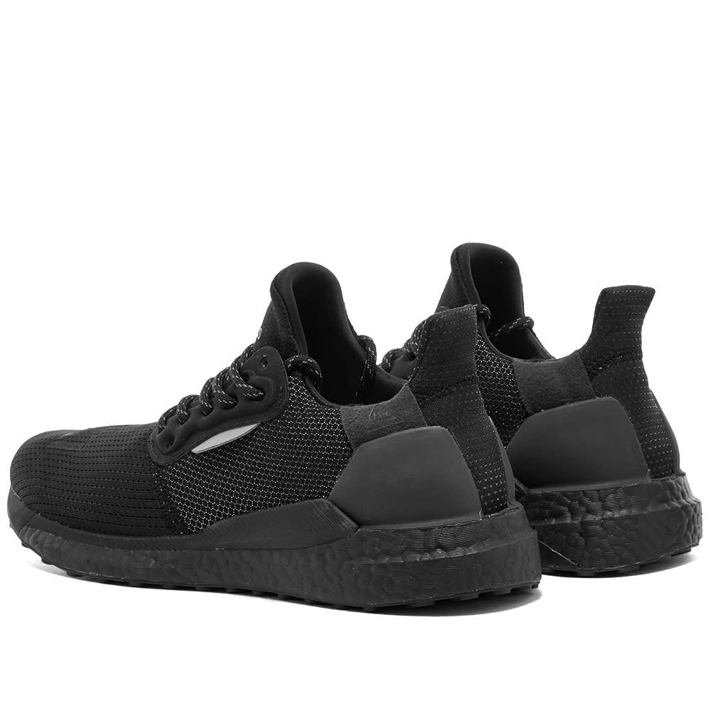 adidas hu all black