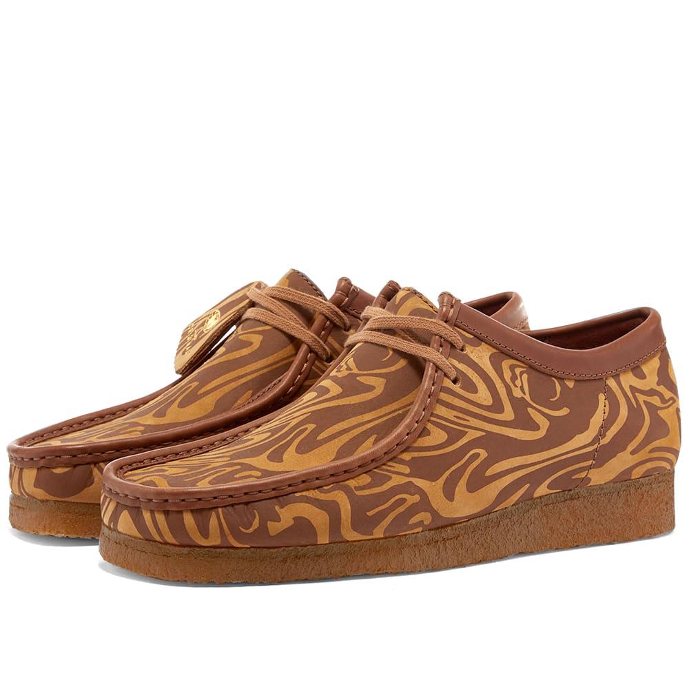 4f9ac7dd772 Clarks Originals x Wu Wear Wallabee Boot