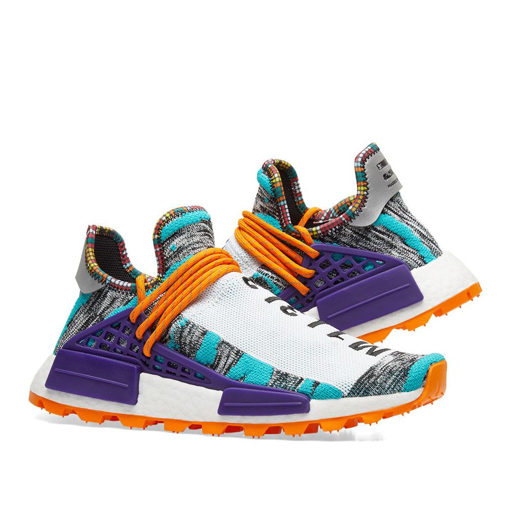 9f4947515 Adidas Originals by Pharrell Williams SOLARHU NMD Aqua