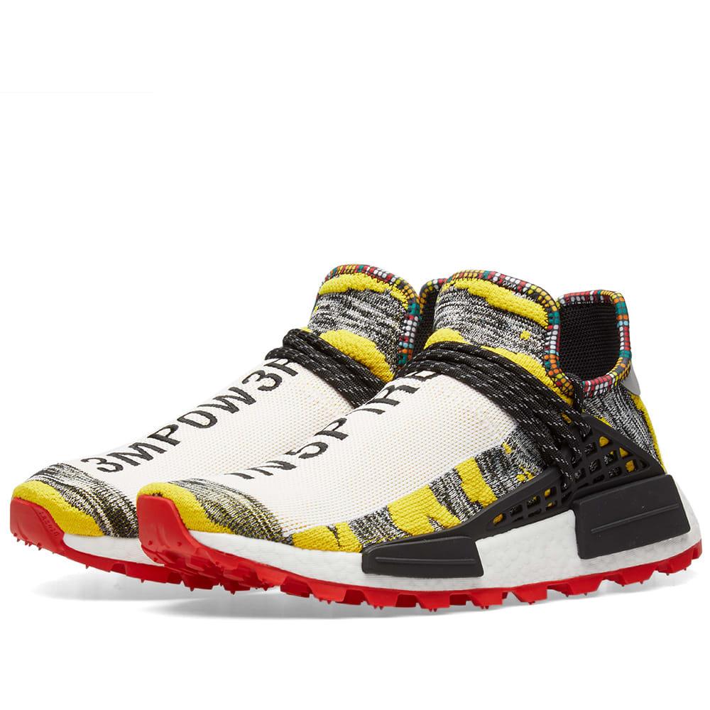 adidas pharrell williams yellow