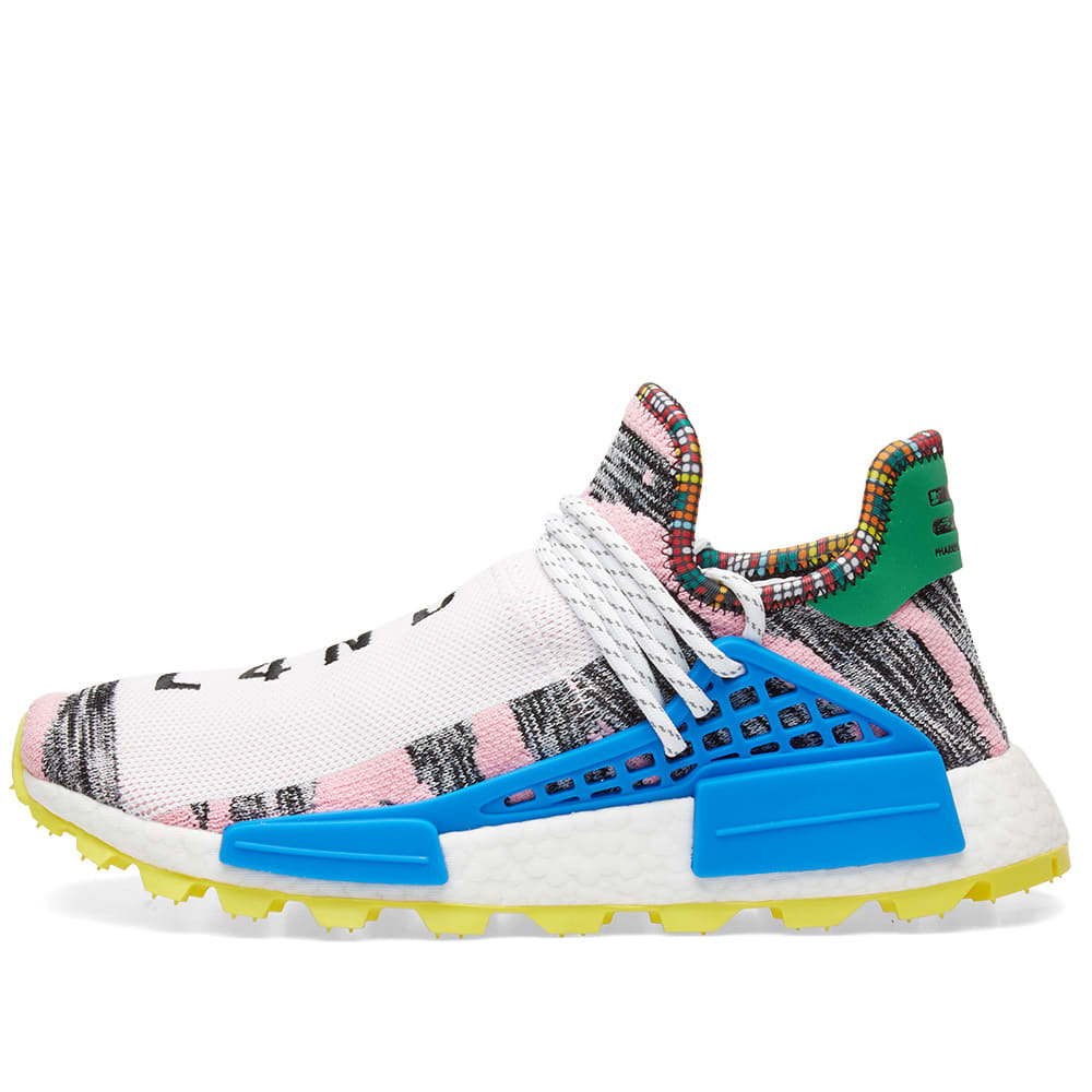 official photos 0730a 4d311 Adidas Originals by Pharrell Williams SOLARHU NMD Red, Black   White   END.