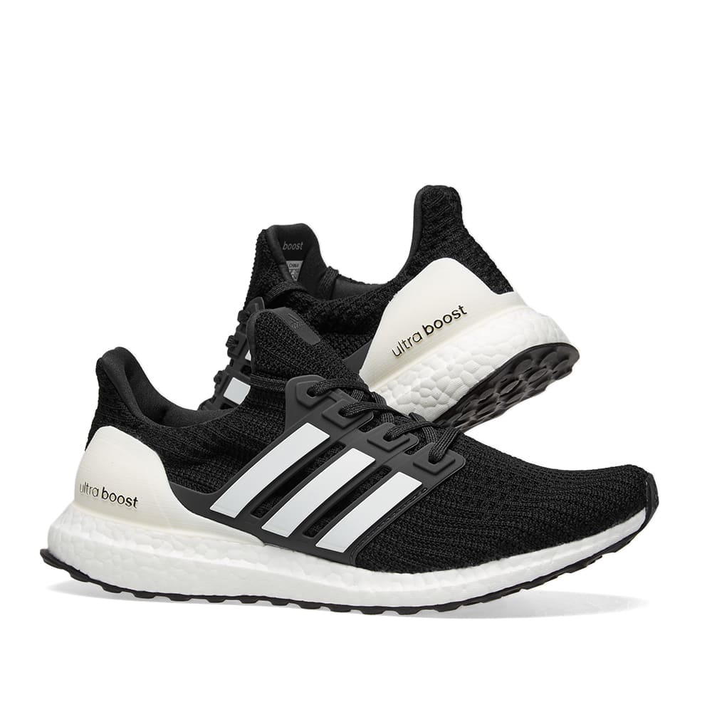 84607d3a8f142 Adidas Ultra Boost Core Black   Carbon White