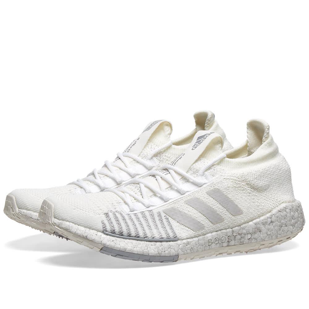 Adidas Pulseboost HD White \u0026 Grey | END.