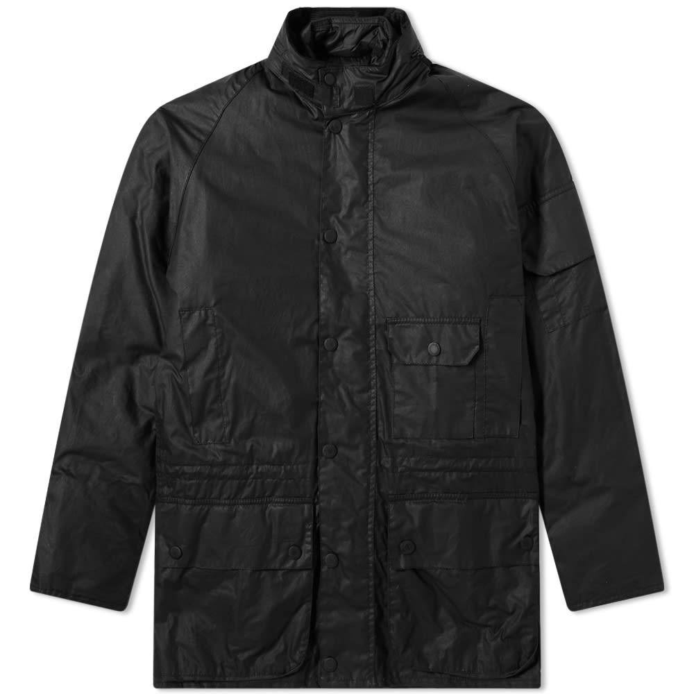 barbour directors jacket