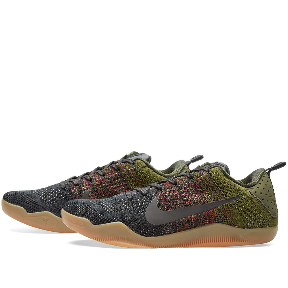 official photos 636ec 2ba17 Nike Kobe XI Elite Low 4KB