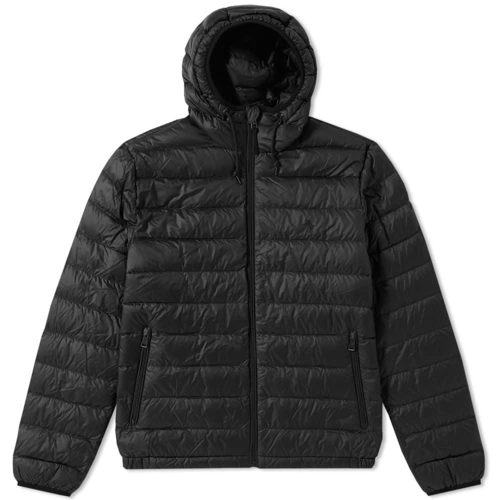 cb680e93 Polo Ralph Lauren Lightweight Hooded Down Jacket