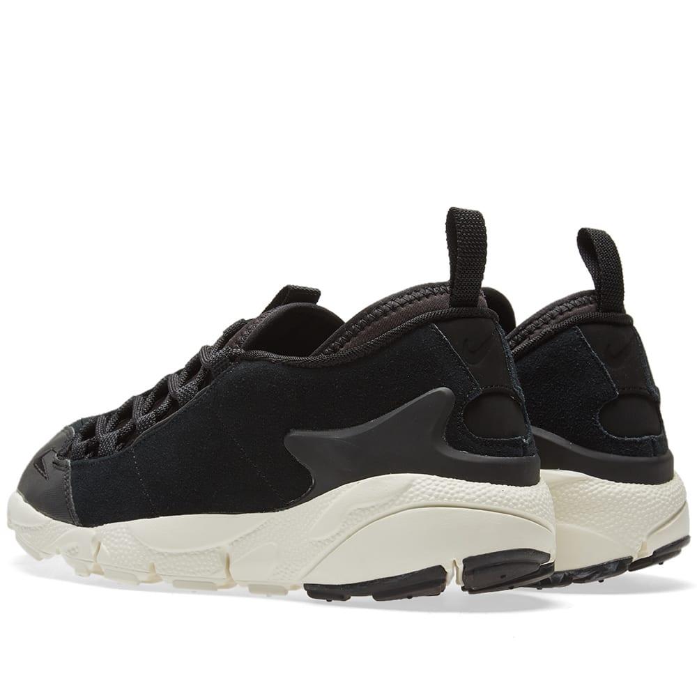 Nike Air Footscape NM Black \u0026 Sail   END.