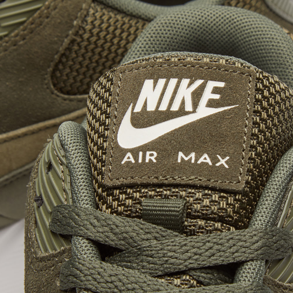 lowest price 39304 81776 Nike Air Max 90 Ultra 2.0 LTR Cargo Khaki, Olive   White   END.