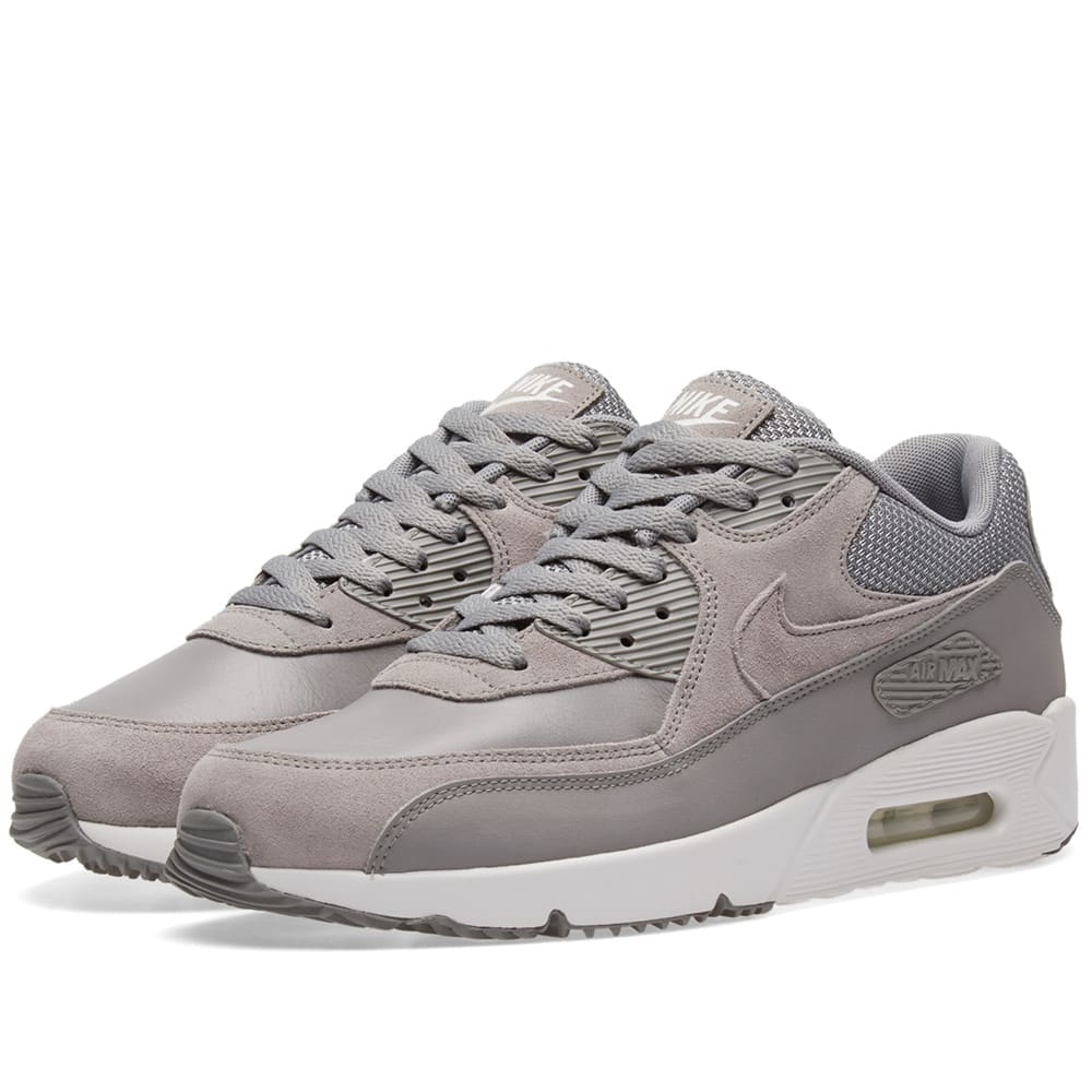 brand new 9c32b 48c27 Nike Air Max 90 Ultra 2.0 LTR Dust   Summit White   END.