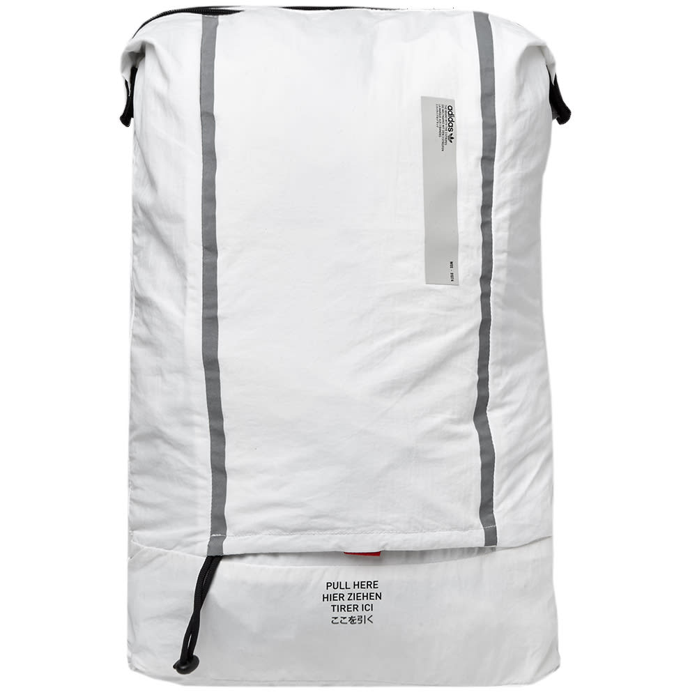 best website 783ad 376d0 Adidas NMD Packable Backpack Core White   END.