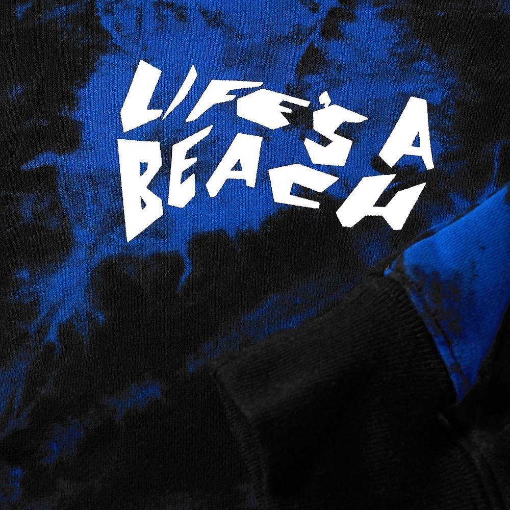 LIFES A BEACH Cottons LIFE'S A BEACH WAVY TAI HOODY
