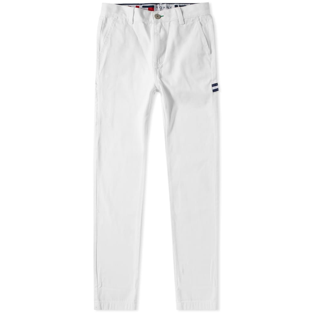 Tommy Jeans 6.0 Women's Canvas Carpenter Chino W22 Cloud Dancer thumbnail