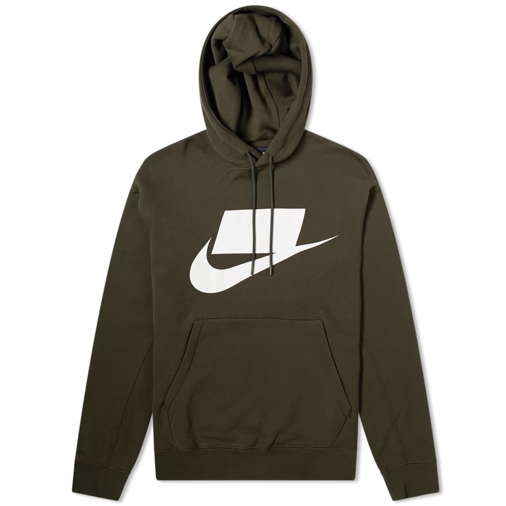 Nike Sports Pack Block Logo Hoody by Nike